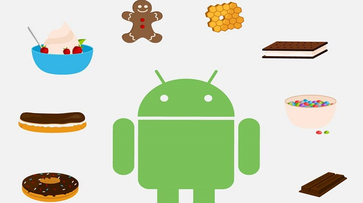 Android Desserts